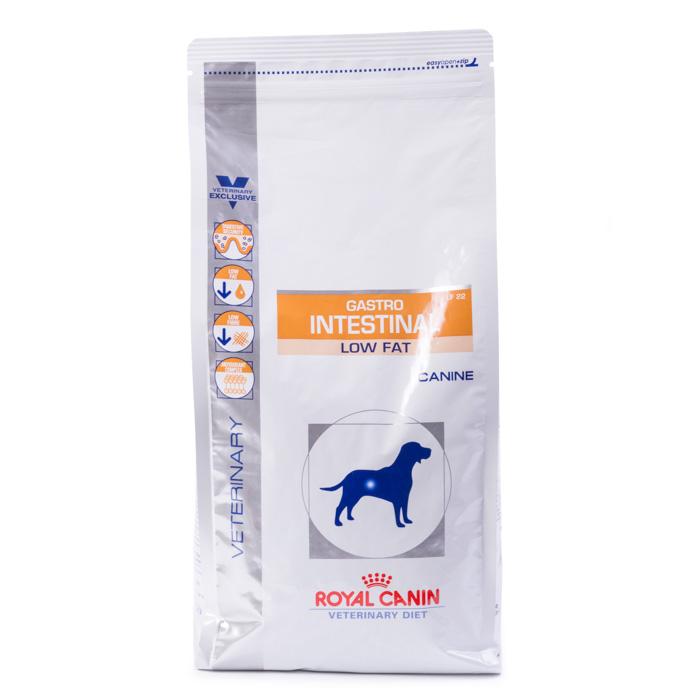 Корм royal canin гастро интестинал для собак