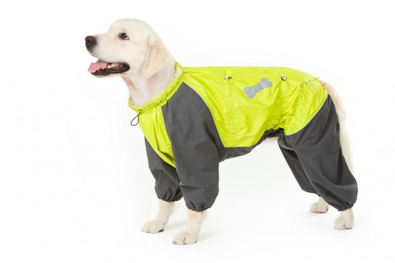 Выкройки комбинезона для собак на 30 см
