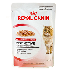 Royal Canin для кошек Инстинктив, 85 г